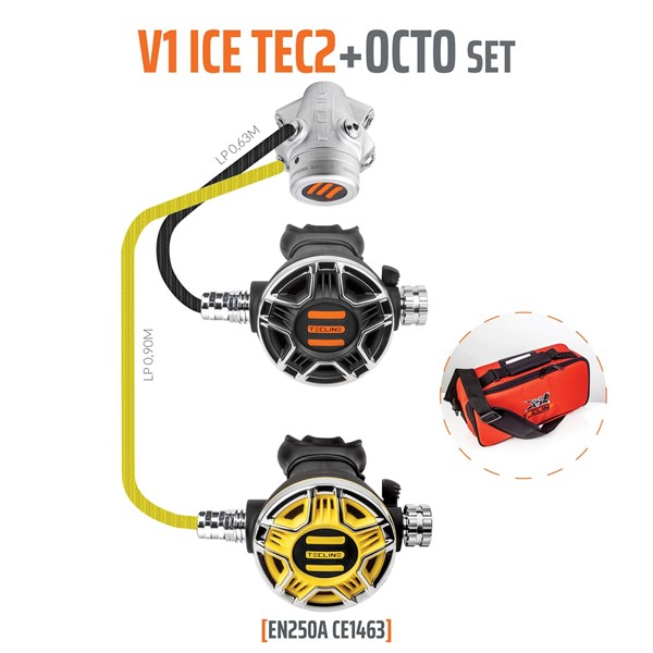 Bild von TecLine - REGULATOR V1 ICE TEC2 AND OCTOPUS - EN250A