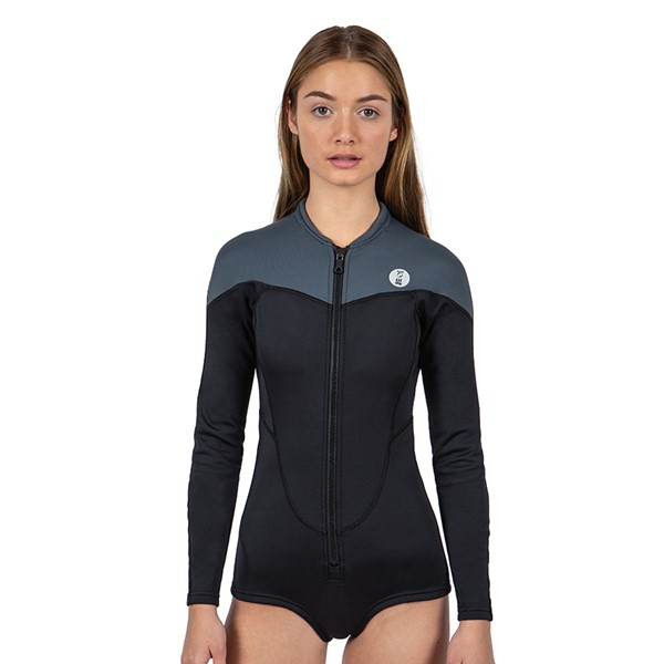 Bild von WOMEN'S THERMOCLINE L/S SWIMSUIT